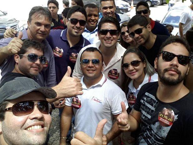 Oficiais de Justiça da Central de Mandados de São Luís também aderiram a GREVE GERAL.