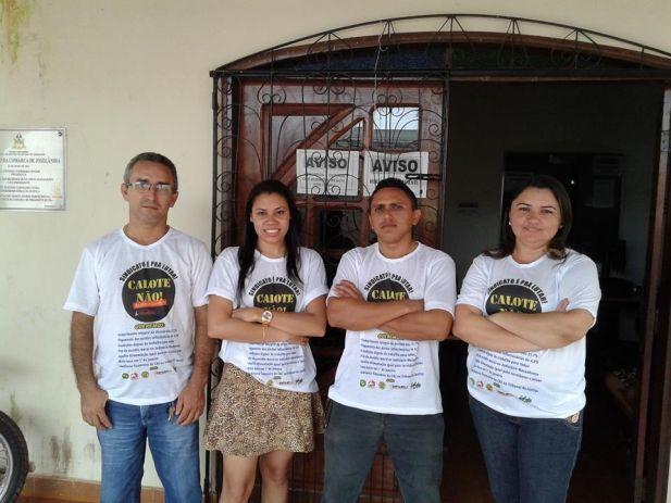 Servidores da comarca de Joselândia também aderiram a Greve Geral.