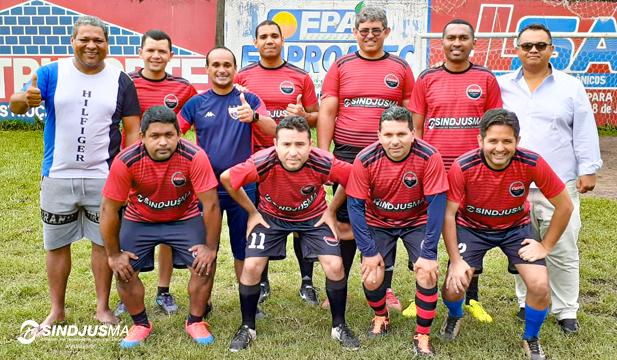 Equipe Codó City formada por servidores das comarcas de Codó, Timon, Caxias, São Mateus e Santa Inês