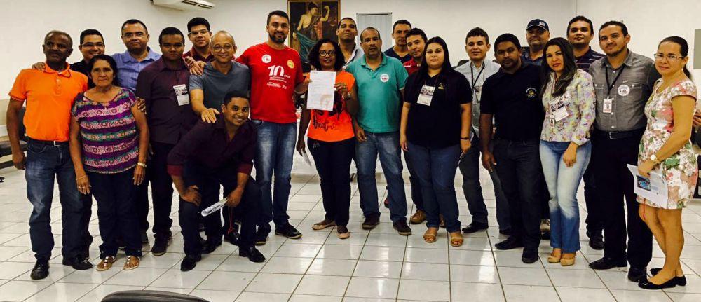 Servidores de Codó. Participação na Comarca reflete aprovação do modelo das Assembleias Regionais do Sindjus-MA