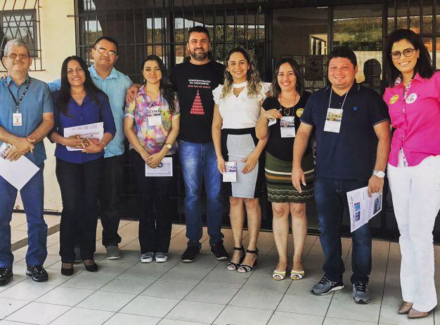 Servidores da Comarca de Coelho Neto aprovaram alterações estatutárias por unanimidade