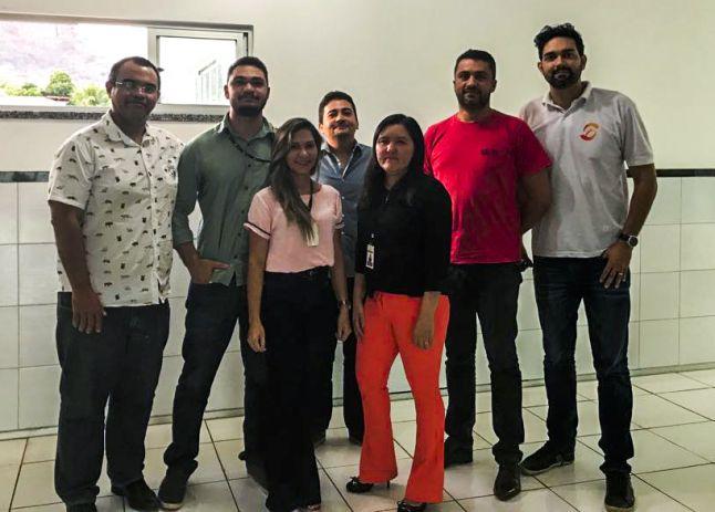Servidores em São Francisco do Maranhão