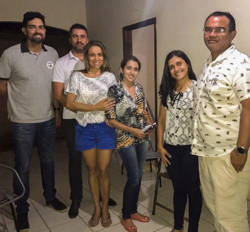 Servidores da Comarca de São Raimundo das Mangabeiras