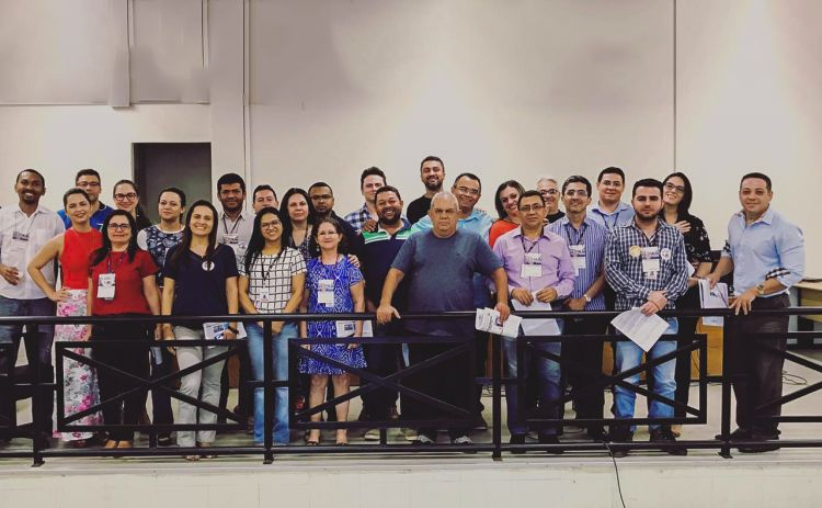 Mais de 20 servidores participaram da Assembleia Regional do Sindjus-MA na Comarca de Timon
