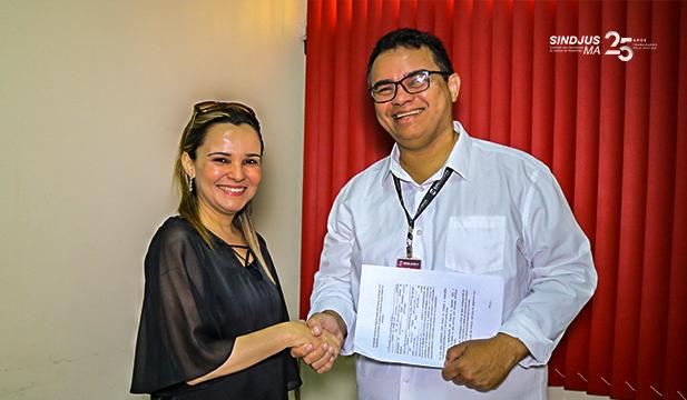 Fernanda Rufino e Aníbal Lins
