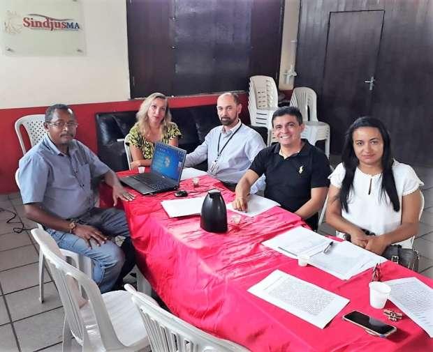 Emanoel Jansen (presidente), Eloísa Marangoni (vice-presidente), Francisco das Chagas Filho (2º suplente), José Ribamar Sanches (1º suplente) e Ana Maria Barbosa (secretária)
