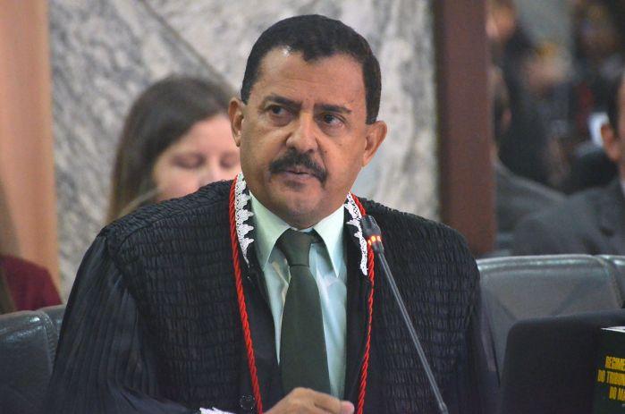 Presidente eleito do TJMA, desembargador José Joaquim Figueiredo dos Anjos