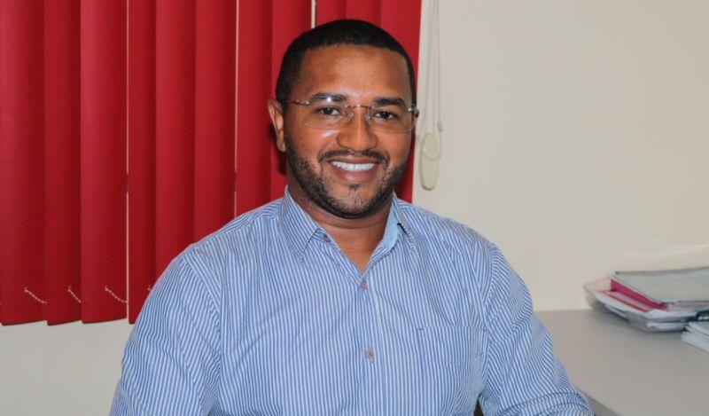 George Ferreira, presidente em exercício do Sindjus-MA