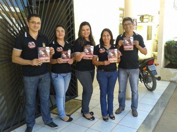Os servidores da comarca de Paraíbano aderiram a GREVE GERAL.