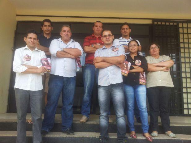 Os servidores da comarca de Brejo aderiram a GREVE GERAL.