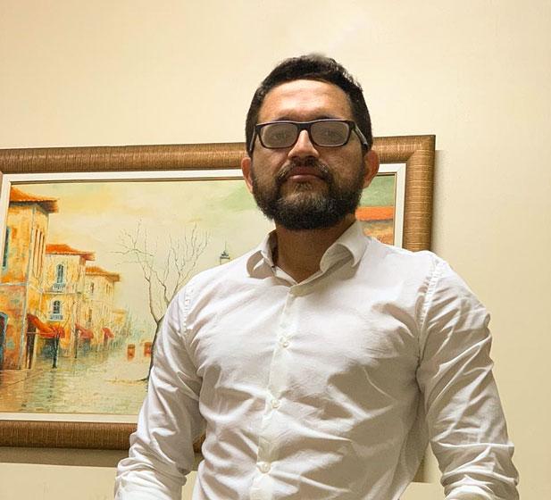 Artur Estevam Filho, diretor de Assuntos Jurídicos do Sindjus-MA