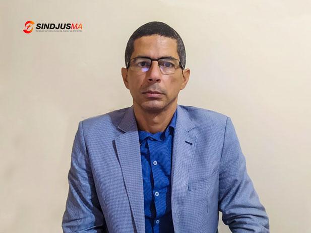 Fernando Antonio Reis Silva, advogado do Sindjus-MA