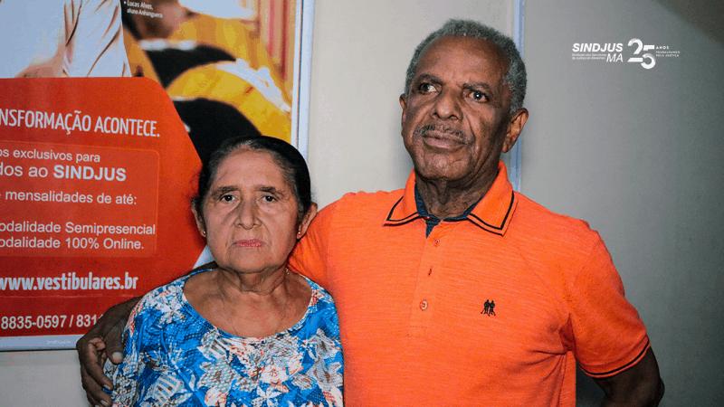 Joana Silva e Manoel Neris