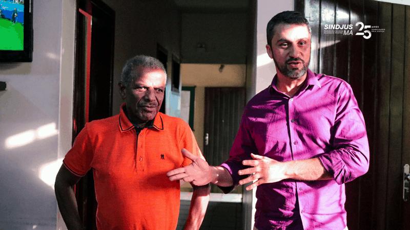 Manoel Neris e Márcio Andrade