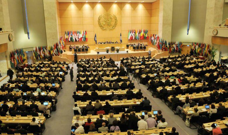 Sede da Organização Internacional do Trabalho, em Genebra