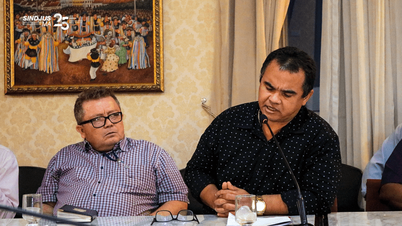 Humberto França e Aníbal Lins