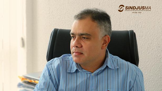 Mayco Pinheiro, presidente do Iprev