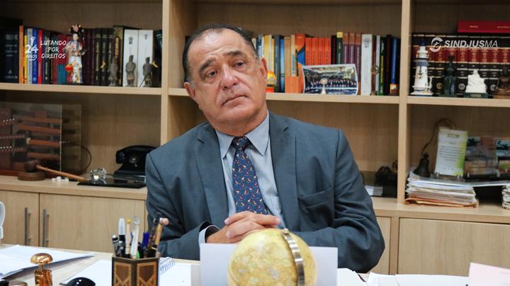 Desembargador do TJMA, Jorge Rachid Mubárack Maluf