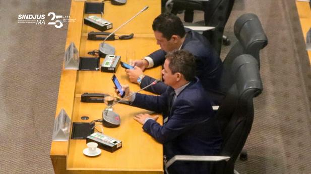Deputado Rafael Leitoa (PDT) justificando a emenda ao Projeto de Lei 018/2019