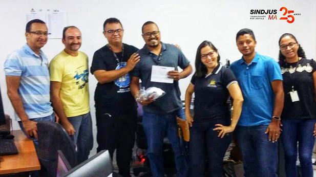 O Sindjus-MA visitou o Fórum de Humberto de Campos no mês de outubro, oportunidade em que efetuou a filiação do técnico judiciário Paulo Henrique e acompanhou a obra de reforma da unidade