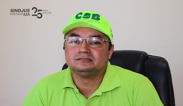 Wennder Rocha, presidente da CSB-MA