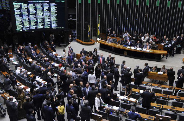 Câmara Federal: Mapa de Votos mostra posição de cada deputado federal em relação à reforma da Previdência