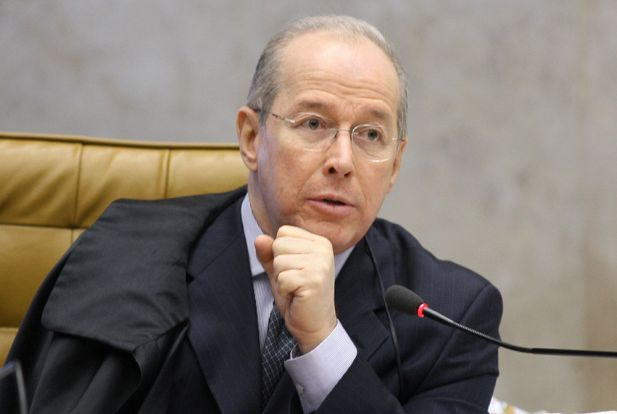 Ministro Celso de Mello decidiu pelo aquivamento sum�rio da A��o