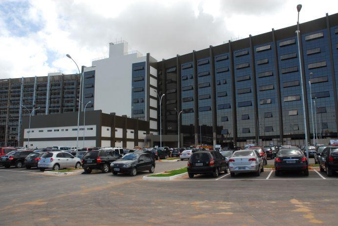 A ordenação no trânsito e disponibilidade de vagas no estacionamento do Fórum de São Luís é uma antiga reivindicação do Sindjus-MA