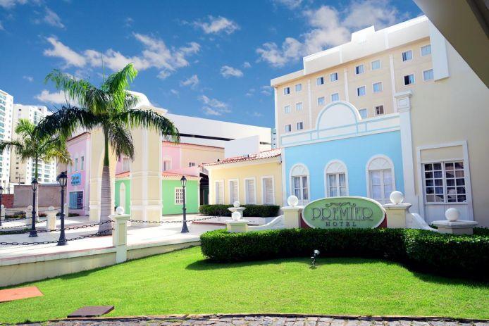 Hotel Premier, na Ponta da Areia